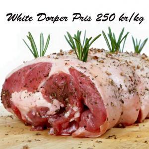 Ekologiskt Lamm - White Dorperkorsning. Finstyckat  och vacuumpaketerat