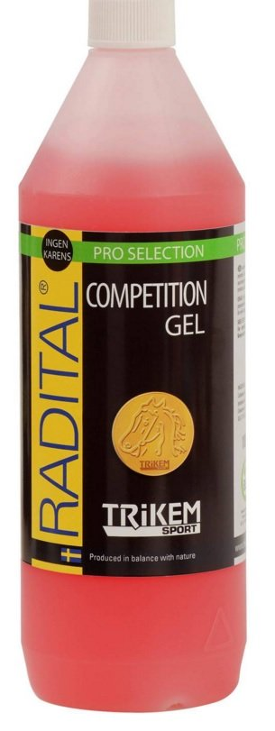 "COMPETITON GEL - Pro Selection ""Radital"" 1 liter"