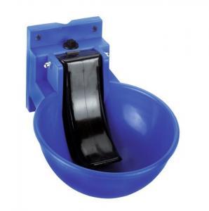 Vattenkopp i plast Blå