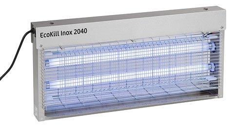 Flugfångare Inox 2x20watt *100:- rabatt*