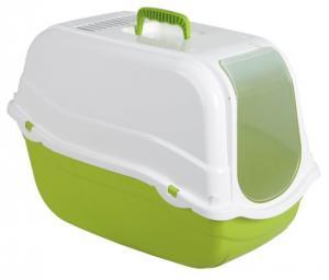 Katt toalett Minka Grön