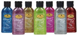 "Glittergel ""Top Finnish"" 100ml"