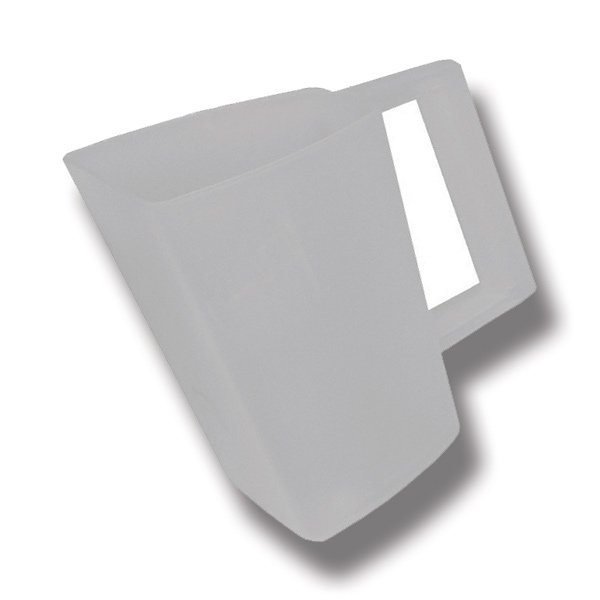 Foderskopa 2liter Transparent