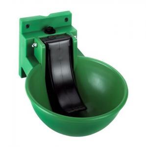Vattenkopp i plast Grön
