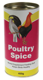 Battle poultry spice 450g