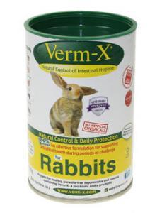 Verm-X pellets för kanin 180g