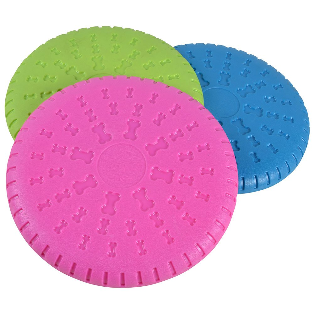 Frisbee mjuk gummi