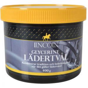 Glycerine lädertvål Lincoln 400g