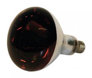 Infraröd lampa härdat glas 250W