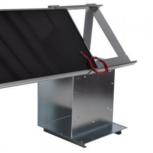 Batteri & solcellsbox