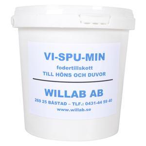 Fodertillskott för höns 1kg Vispumin