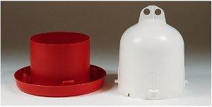 Erbjudande! Värmeplatta + vattenautomat dubbelcylinder 6Liter