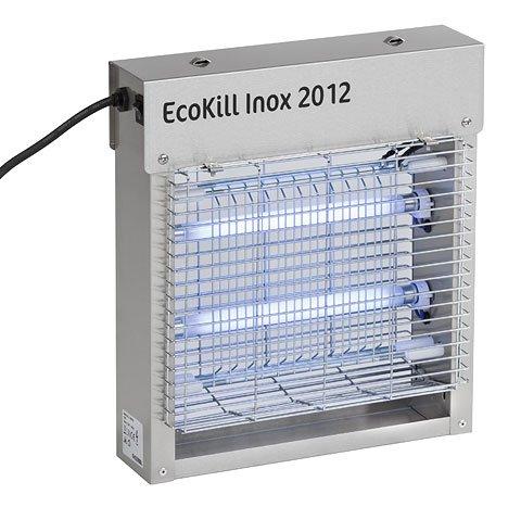 Flugfångare Inox 2x6watt *100:- rabatt)