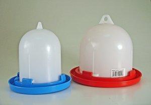 Vattenautomat för vaktlar och kyckling 3,5Liter