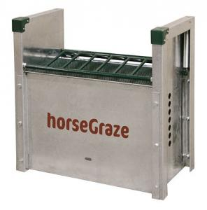 Horse Graze Höautomat