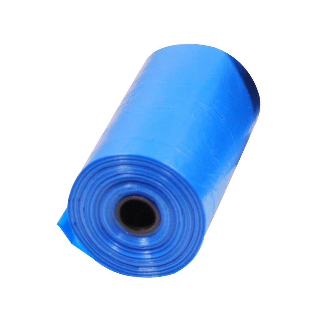 Hundbajspåse blå 3 rullar