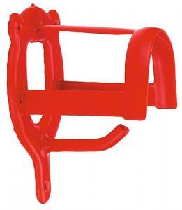 """Tränshängare modell """"K"""" Röd"""