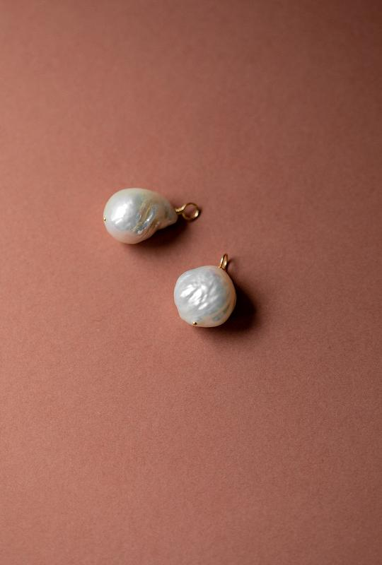 ADD-ON BAROQUE PEARL GOLD