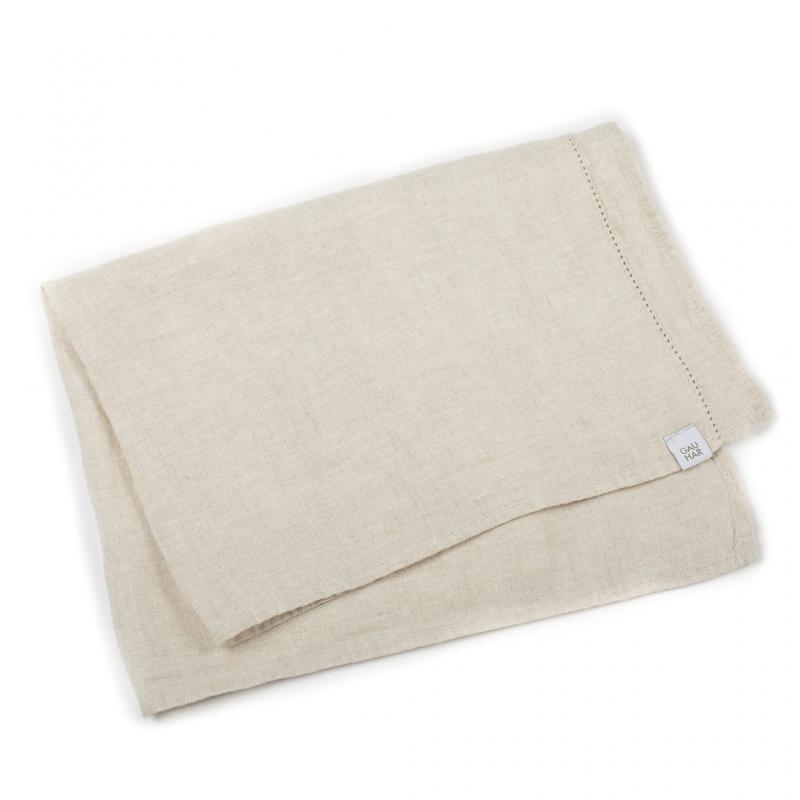 LINEN TEA TOWEL BEIGE