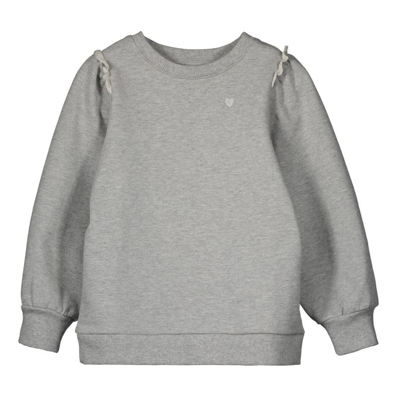 SWEATSHIRT PUFF SHOULDER GIRLS