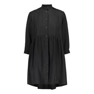 SHIRT DRESS BLACK XS/S