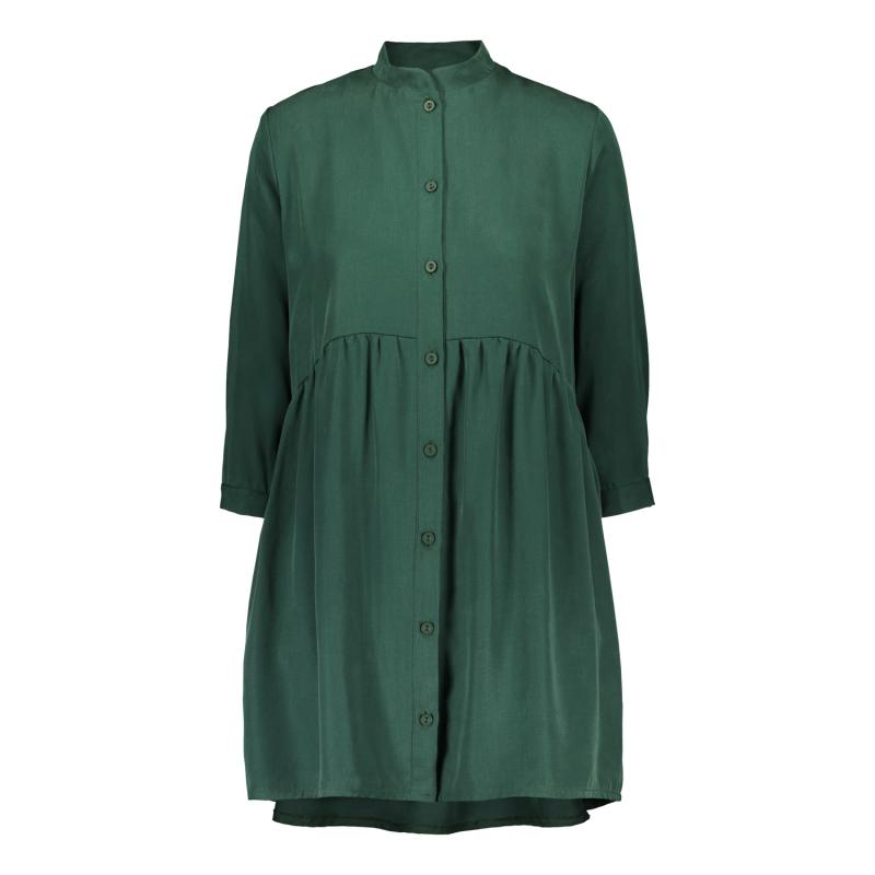 SHIRT DRESS GREEN M/L