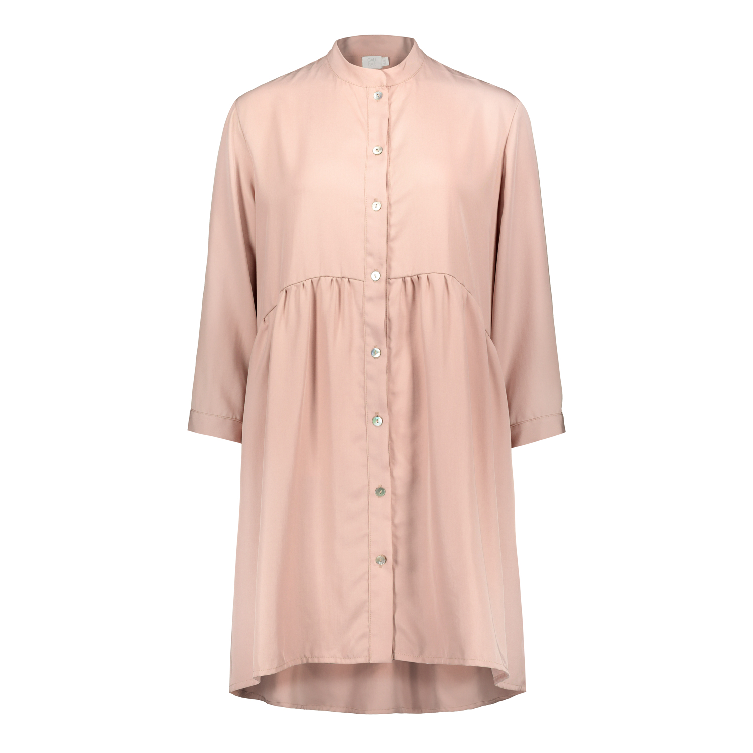 SHIRT DRESS BLUSH