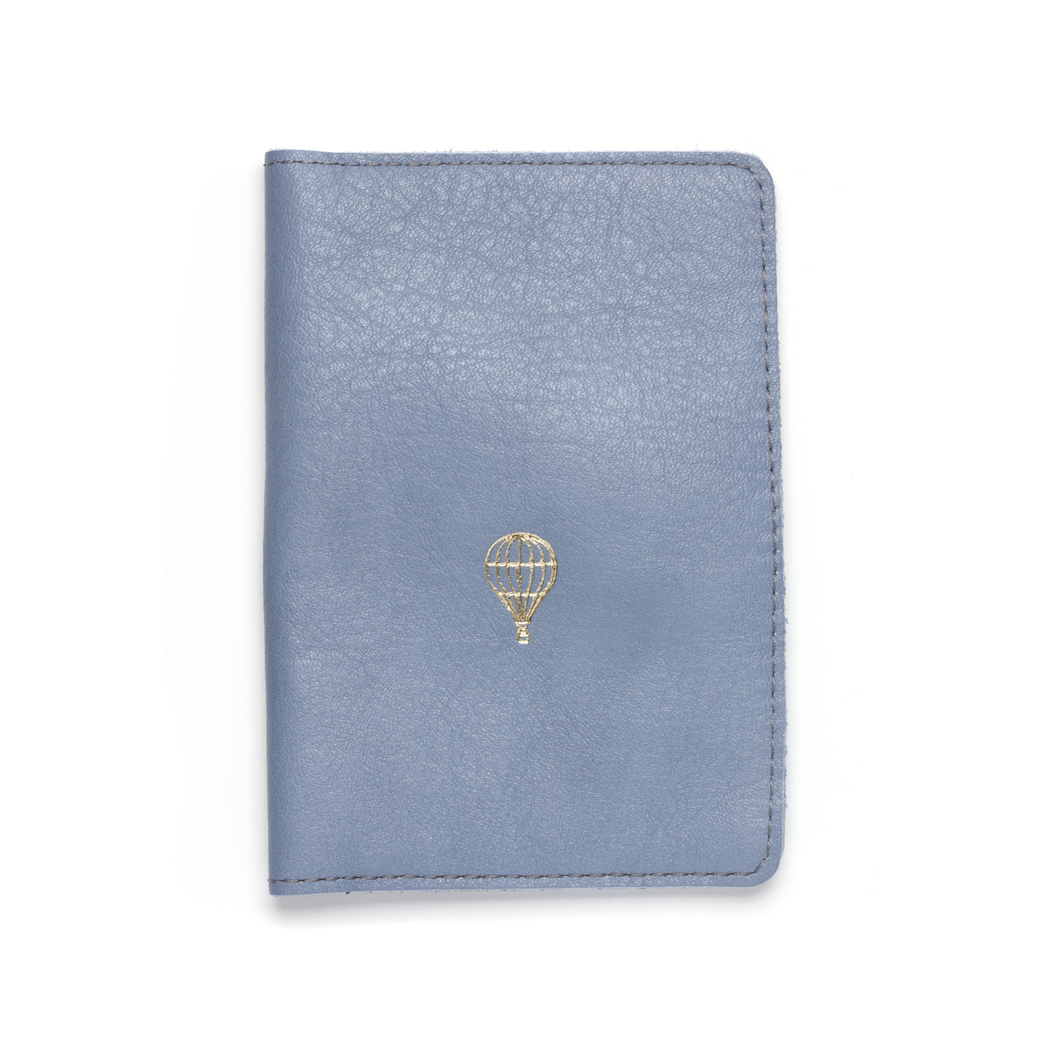 LEATHER PASSPORT COVER PIGEON