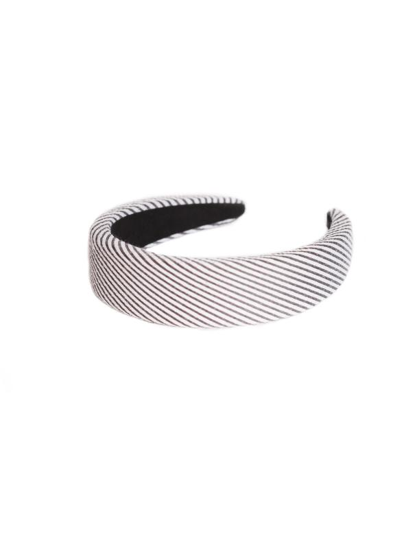 HEADBAND LIGHT PADDED STRIPE