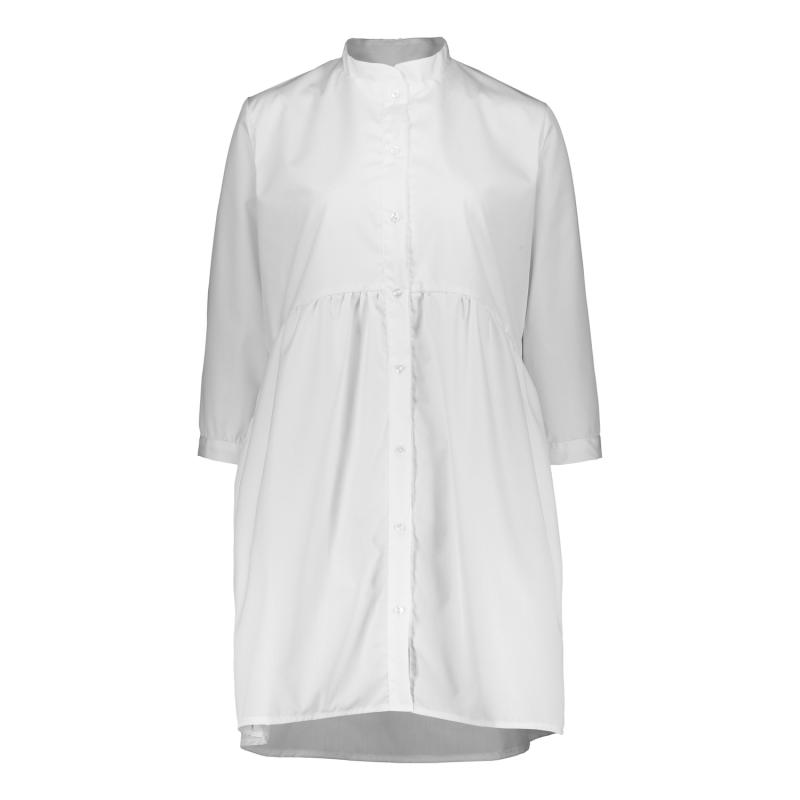 SHIRT DRESS WHITE PRE-ORDER