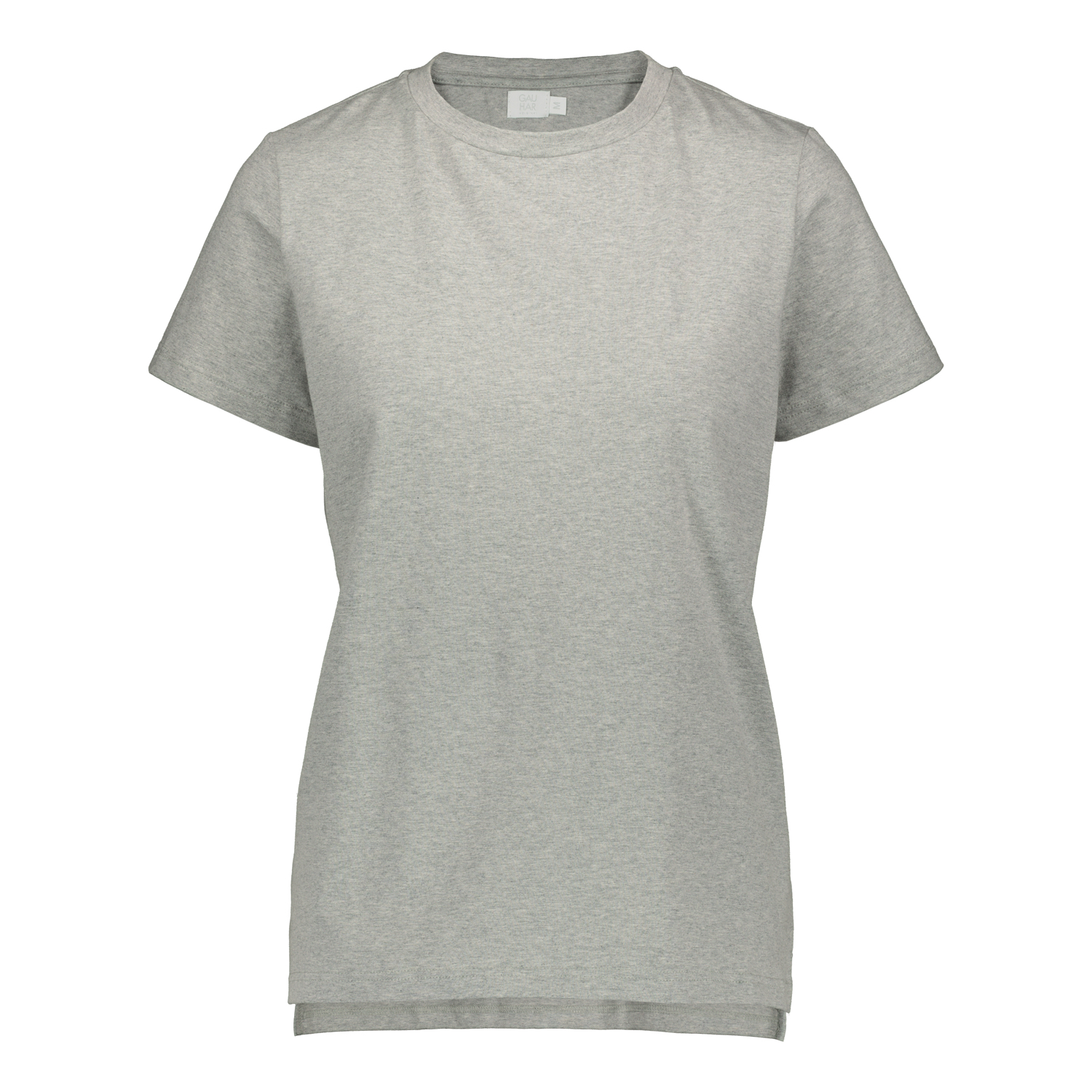 T-SHIRT GREY MELANGE M