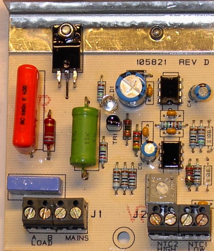 Elektroniskt Termostat