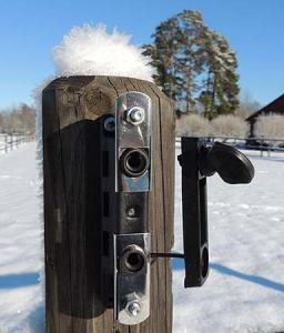 Strömplattor för Polarband