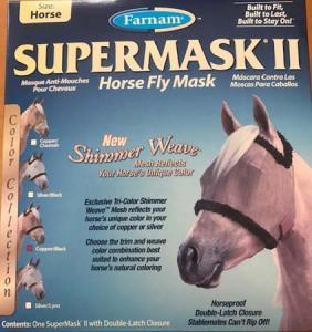 Farnam flugmask stl Horse