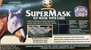 Arab flugmask med öron