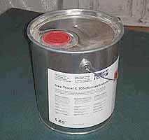 Primer för aluminium golv