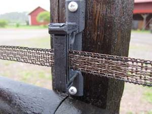 Paket:1000m brunt 14mm band med tillbehör
