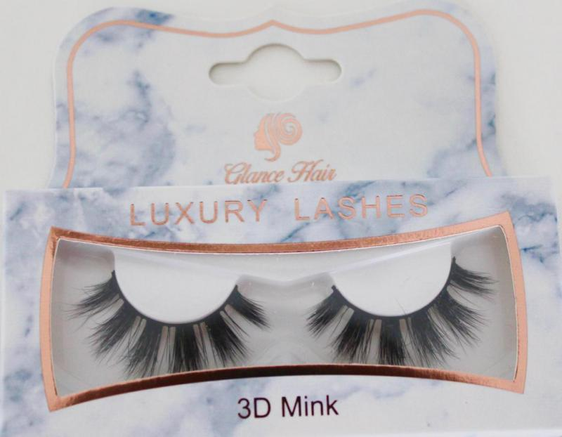 Doll eyelashes