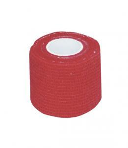 Bandagebinda PetFix Easy Care, röd
