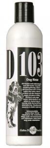 Balsam D103 Utredning