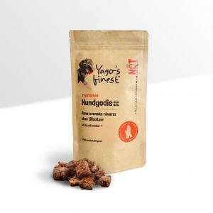 Yago´s Finest NÖT-blandning 50 gr hundgodis