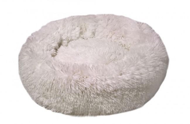 Lounge Scandinavia Calming bed white