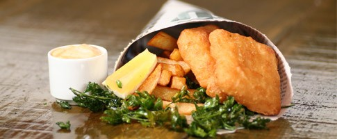 Fish ´n chips