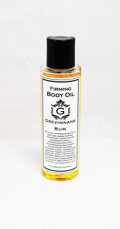 Firming body oil 100 ml