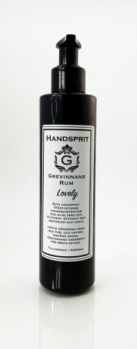 Handsprit Lovely 200 ml med pump
