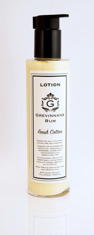 Body Lotion Fresh Cotton