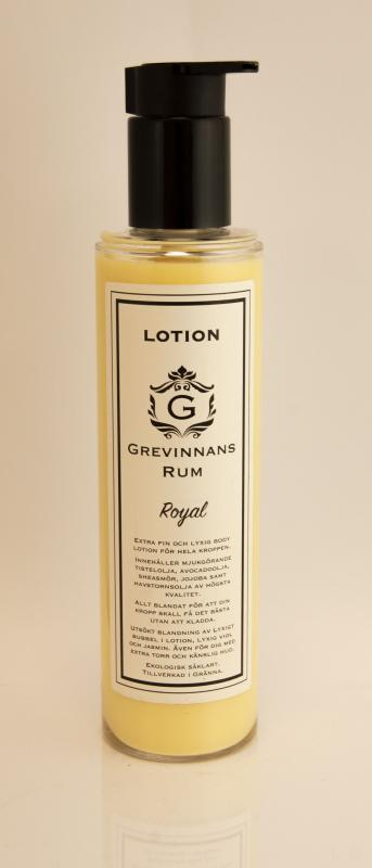 Lotion Royal