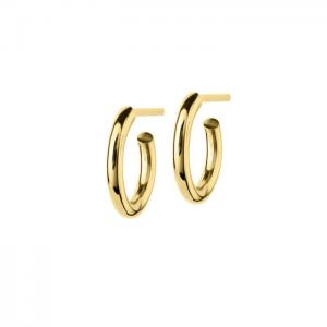 Edblad Örhänge Hoops Earrings Gold