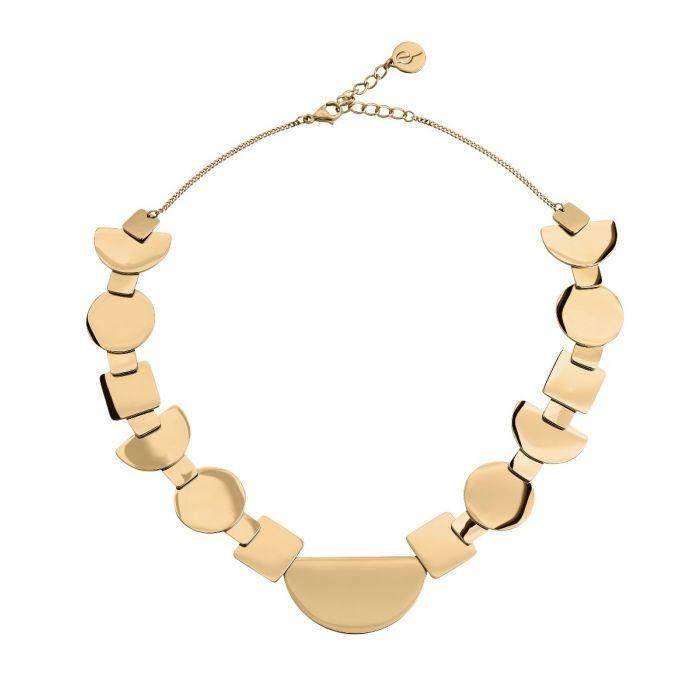Edblad Halsband Shapes Necklace Gold