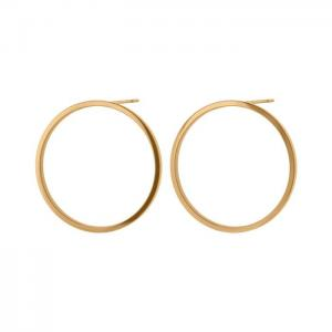 Edblad Örhänge Circle Earrings Gold